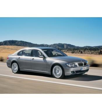 BMW 750i STRIPPING